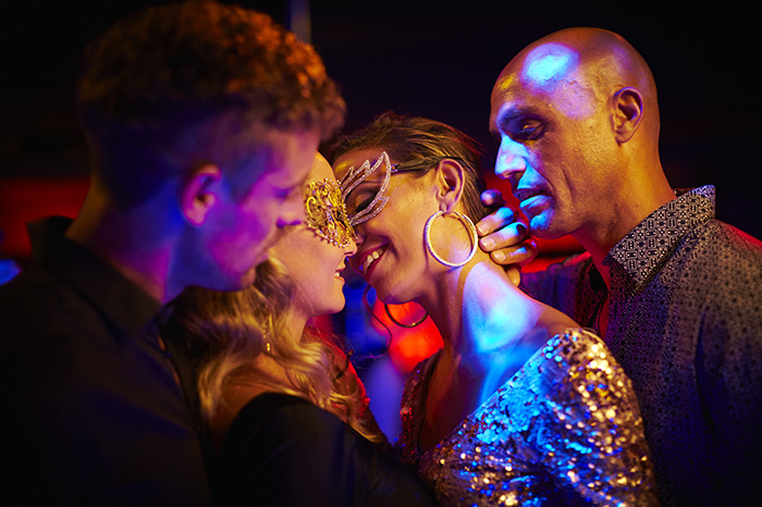 desire riviera sexy night club
