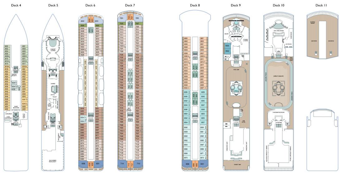 quest deck plan